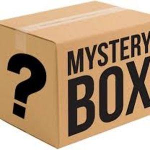 Pass it along mystery box